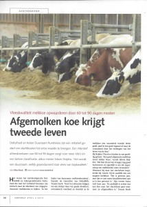 Artikel Veeteeltvlees april 2015 blz 1
